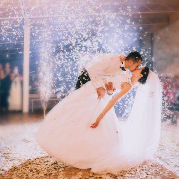 First,Wedding,Dance,Of,Newlywed
